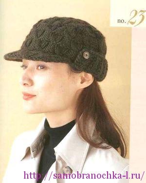 Коллекция головных уборов: шапочки, кепи, шляпки