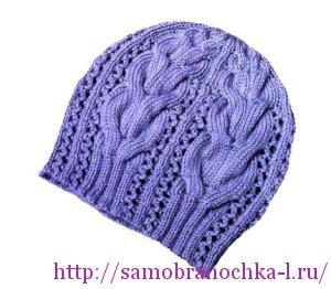 Коллекция шапочек (вязание спицами)