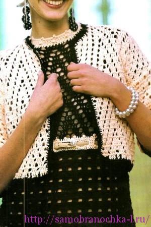 Платья с подиума крючком
