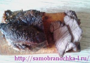 Мясо по-баварски