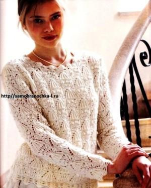 Коллекция интересных пуловеров